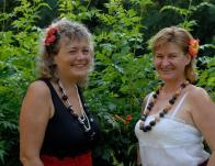 A ptarónusok: Zsuzsi és Éva
