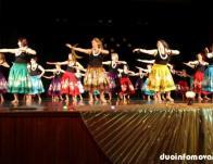 A hédervári csapat bemutatta a tanult táncot! Köszönet Nekik! :-) (2014.06.)