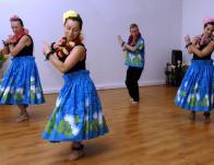 Modern auana tánc (Szalárdi Katalin, Kukai Emese, Natkai Ágnes, Harmos Miklós)