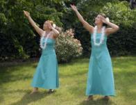 Kedvenc auana stílusú táncunk közben